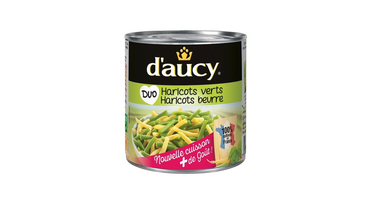 cuisiner haricots verts boite